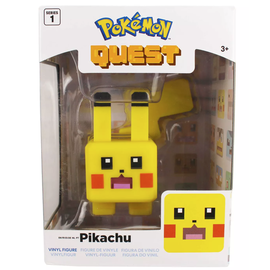 Wicked Cool Toys Figurine - Pokémon - Pokémon Quest Pikachu 4""