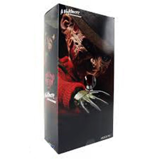 Living Dead Dolls Figurine - Living Dead Dolls - A Nightmare on Elm Street: Freddy avec Son