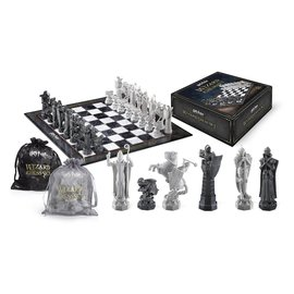 Noble Collection Boardgame - Harry Potter - The Final Challenge Chess Set