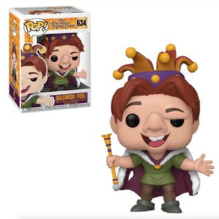Funko Funko Pop! - Disney The Hunchback of Notre-Dame - Quasimodo Fool 634