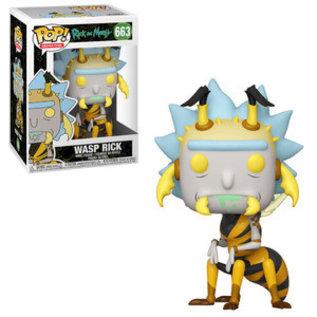 Funko Funko Pop! - Rick and Morty - Wasp Rick 663