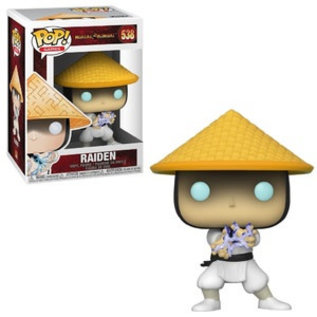Funko Funko Pop! - Mortal Kombat - Raiden 538