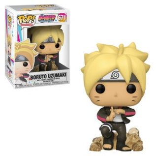 Funko Funko Pop! Animation - Boruto Naruto Next Generation - Boruto Uzumaki 671