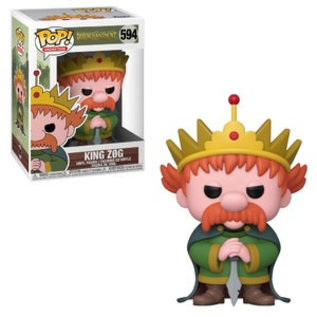 Funko Funko Pop! - Disenchantment - King Zøg 594