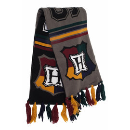 Elope Scarf - Harry Potter - Reversible with Hogwarts Crest