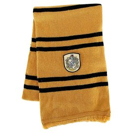 Elope Scarf - Harry Potter - Lamb Wool with Hufflepuff Crest