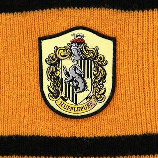 Elope Foulard - Harry Potter - En Laine d'Agneau avec Emblème de Poufsouffle