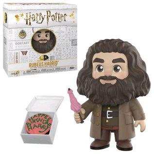 Funko Figurine - Harry Potter - Five Star Rubeus Hagrid