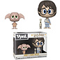 Funko Figurine - Harry Potter - Vnyl Dobby et Harry Potter