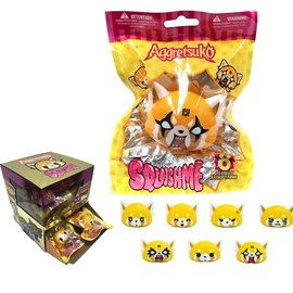 Squishme Blind Bag - Sanrio - Squishme Aggretsuko