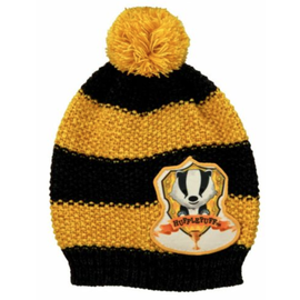 Elope Winter Hat - Harry Potter - Chibi Crest for Toddler Hufflepuff