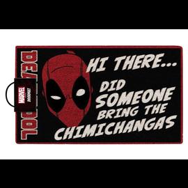 Pyramid America Doormat - Marvel - Deadpool Chimichanga