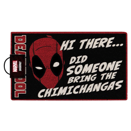 Pyramid America Tapis - Marvel - Deadpool Chimichanga