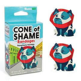 Gamago Pansements - Chien - Cone of Shame 18 pièces