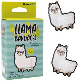 Gamago Pansements - Lama - Lama 18 pièces