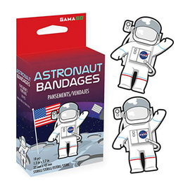 Gamago Pansements - Espace - Astronaute 18 pièces
