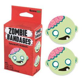 Gamago Pansements - Zombies - Zombie 18 pièces