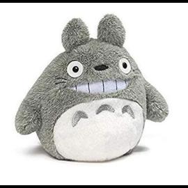 "Gund Peluche - Studio Ghibli - Mon Voisin Toroto: Totoro Gris Touffu Souriant 6"""