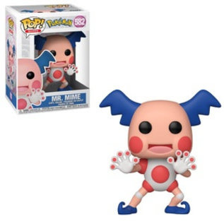 Funko Funko Pop! Games - Pokémon - Mr. Mime 582