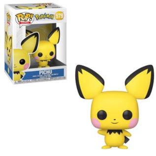 Funko Funko Pop! Games - Pokémon - Pichu 579