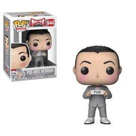 Funko Funko Pop! - Pee-Wee Herman - Pee-Wee Herman 644  *Liquidation*