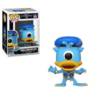 Funko Funko Pop! - Kingdom Hearts III - Donald (Monster's Inc.) 410