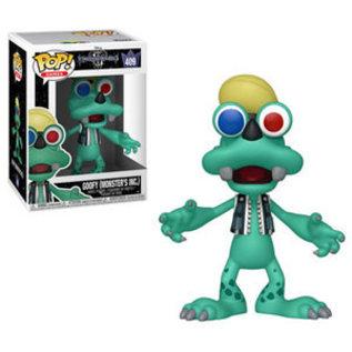 Funko Funko Pop! - Kingdom Hearts III - Goofy (Monster's Inc.) 409