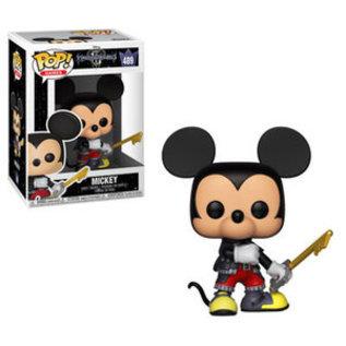 Funko Funko Pop! - Kingdom Hearts III - Mickey 489