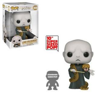 "Funko Funko Pop! - Harry Potter - Lord Voldemort 10"" 109"