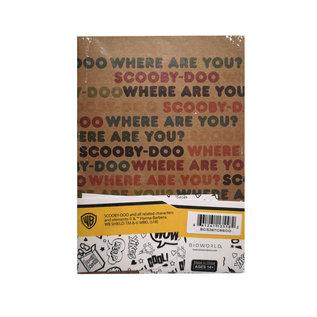 Bioworld Carnet de notes - Scooby-Doo! - Petits Cahiers Paquet de 4
