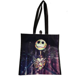 Bioworld Sac réutilisable - Disney - The Nightmare Before Christmas: Jack et Sally