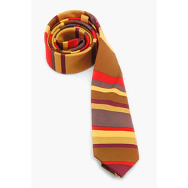 Elope Cravate - Doctor Who - Quatrième Docteur *Liquidation* qwe