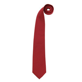 Elope Neck Tie - Fantastic Beasts - Jacob Kowalski Red with Dots