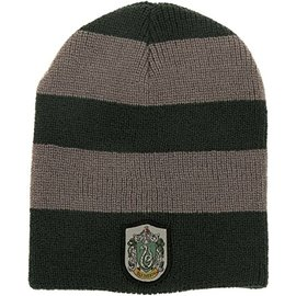 Elope Winter Hat - Harry Potter - Slouch Beanie with Slytherin Crest