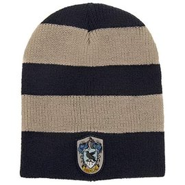 Elope Winter Hat - Harry Potter - Slouch Beanie with Ravenclaw Crest
