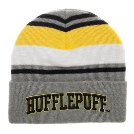 Bioworld Winter Hat - Harry Potter - Embroidered Hufflepuff