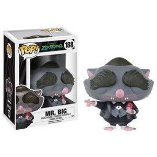 Funko Funko Pop! - Disney Zootopia - Mr. Big 188