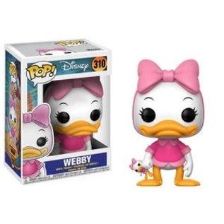 Funko Funko Pop! - Disney Ducktales - Webby 310