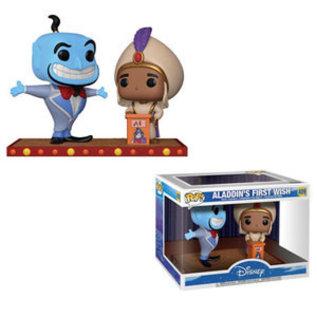 Funko Funko Pop! - Disney Aladdin - Aladdin's First Wish 409