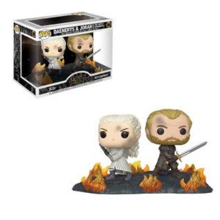 Funko Funko Pop! - Game of Thrones - Daenerys & Jorah at the Battle of Winterfell 86