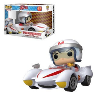 Funko Funko Pop! - Speed Racer - Speed Racer with the Mach 5 75