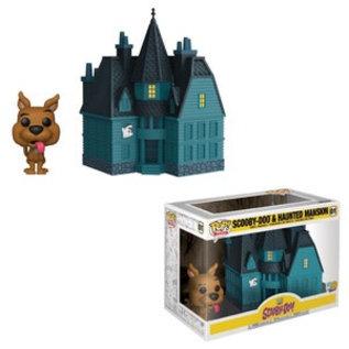 Funko Funko Pop! - Scooby-Doo! - Scooby-Doo & Haunted Mansion 01