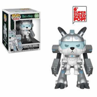 Funko Funko Pop! - Rick and Morty - Exokeleton Snowball 569