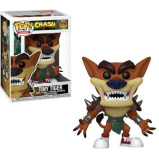 Funko Funko Pop! - Crash Bandicoot - Tiny Tiger 533
