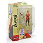 Diamond Toys Figurine - Avatar the Last Airbender - Aang et Momo