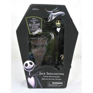 Diamond Toys Figurine - Disney - The Nightmare Before Christmas: Jack Skellington Deluxe 25ème Anniversaire