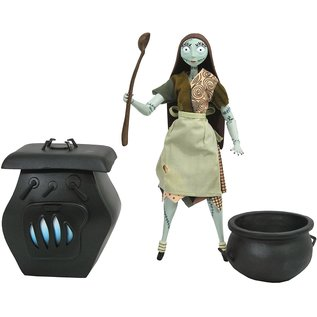 Diamond Toys Figurine - Disney - The Nightmare Before Christmas: Sally Deluxe 25ème Anniversaire