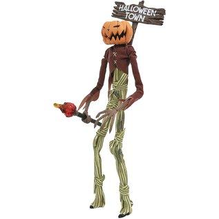 Diamond Toys Figurine - Disney - The Nightmare Before Christmas: Pumpkin King Deluxe 25ème Anniversaire
