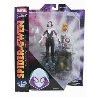 Diamond Toys Figurine - Marvel Select - Spider-Gwen