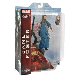 Diamond Toys Figurine - Marvel Select - Thor The Dark World: Jane Foster